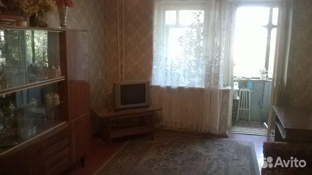 Продается трехкомнатная квартира за 1 700 000 рублей. Курская область, Щигры, ул Красная, 57.