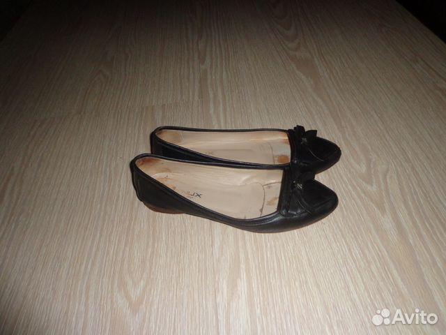 9bbf4c8a10fe Балетки кожаные черные Zenux Италия