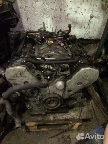Двигатель Ауди А8 Д2 3.7L AKJ 077100098HX— фотография №2