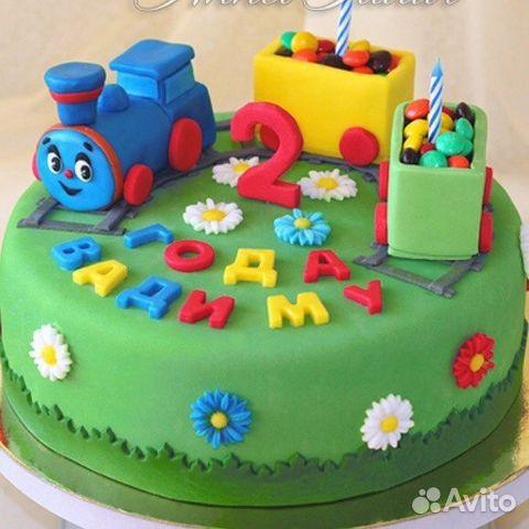 фото тортов из мастики для мальчика