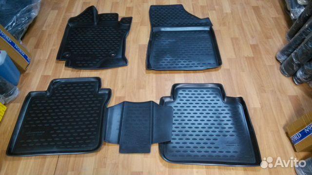 синтетический коврик в багажник Toyota Венза #9