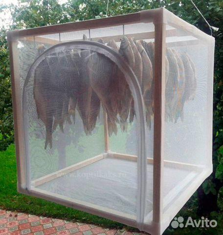 Сушилка для рыбы— фотография №1