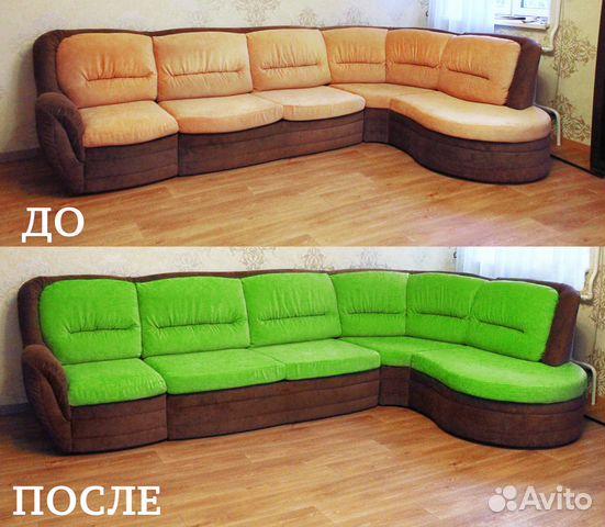 Перетяжка дивана нижний новгород цена