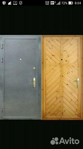 стильная надежная входная дверь