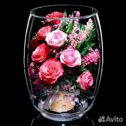 Живые цветы в вакууме купить в иркутске букет для невесты заказать