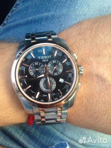 Купить Часы tissot t035627a б/у в Новокуйбышевске Цена