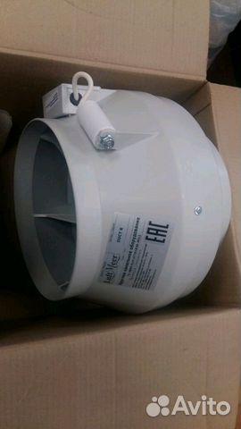 Канальный вентилятор 89608244014 купить 1