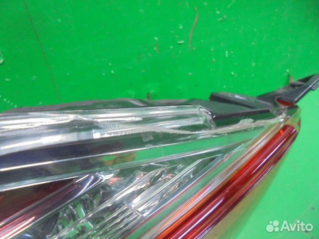 Фонарь левый внутренний Toyota Camry 55 14 г