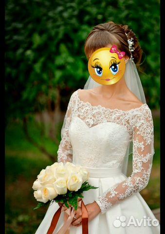 Свадебное платье 89225422920 купить 1