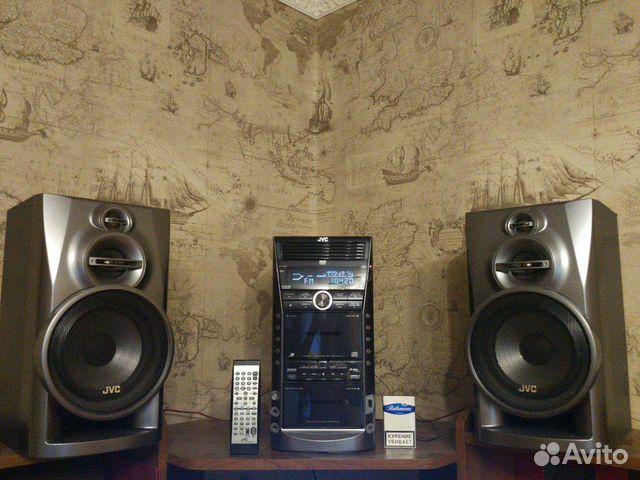 Муз центр JVC DX-J10   Festima.Ru - Мониторинг объявлений 169d49066ca