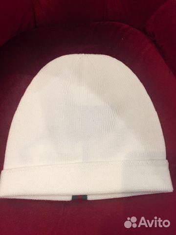 Gucci Оригинал шапка унисекс   Festima.Ru - Мониторинг объявлений 7915cd58a7b