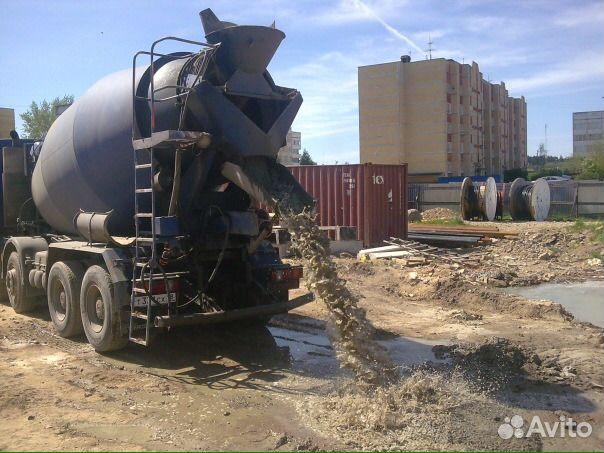 Бетон заказать с доставкой нижний новгород бетон в20 вес