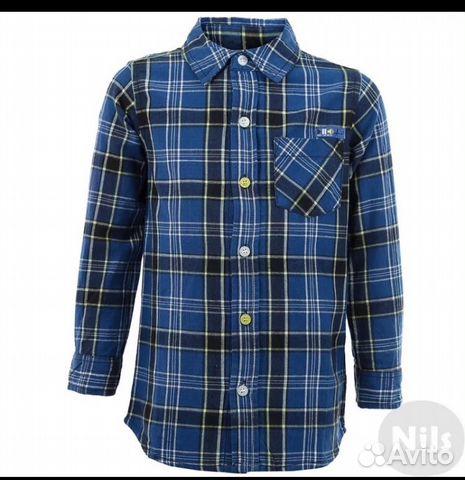 23f31a1521c Рубашка фланель мужская размер 41-42 ворот