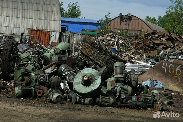 Скупка металлолома в Белоозерский вывоз металлолома в Пересвет