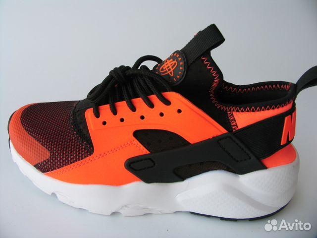 Кроссовки Nike Air Huarache Ultra Сетка Оранж.45 купить в Санкт ... 1cc4b266818