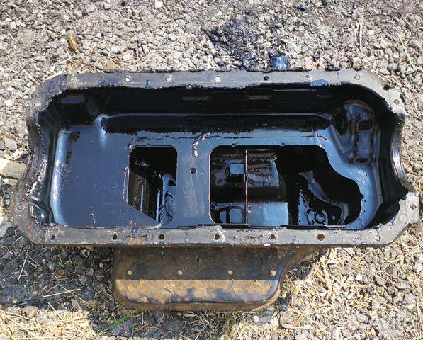Поддон двигателя Toyota 2lt / 2lte / 2l
