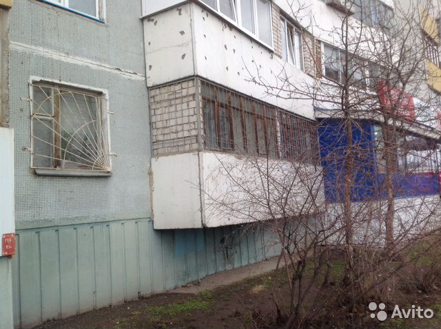 Продается однокомнатная квартира за 3 000 000 рублей. г Казань, ул Четаева, д 25.
