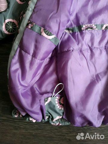 Продам куртку Reima р.140 демисезон 89814760626 купить 2