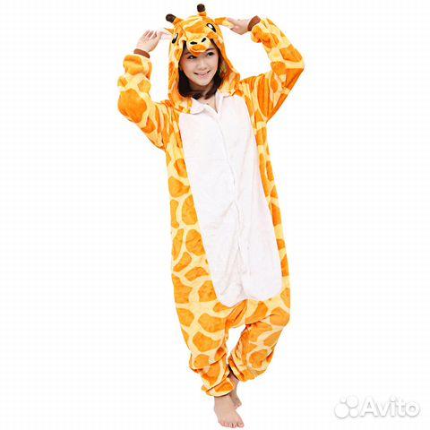Пижамы Жираф f3369754baa7d