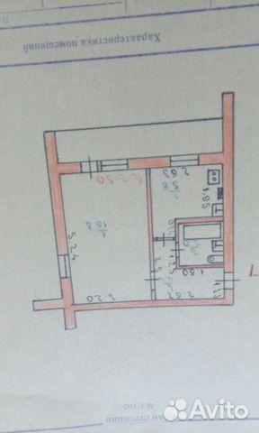 1 rum och kök, 30 m2, 1/5 våningen