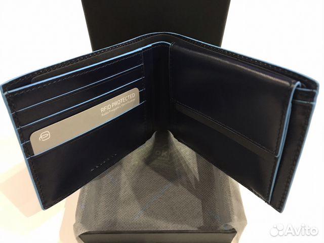 b3dd9cf7f94f Кожаный кошелёк (портмоне) Piquadro   Festima.Ru - Мониторинг объявлений