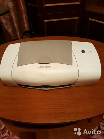 LEXMARK Z640 PRINTER DRIVER FOR WINDOWS 8