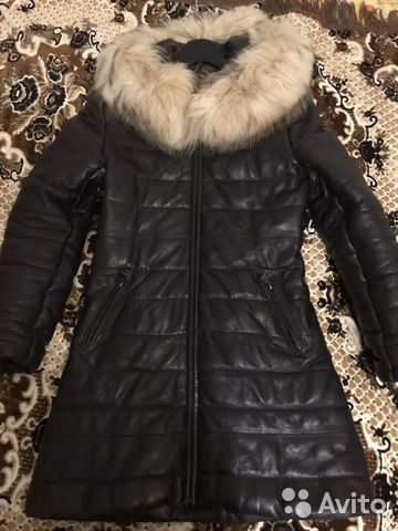 a2b84a68b8dd Куртка натуральная кожа 42-44   Festima.Ru - Мониторинг объявлений