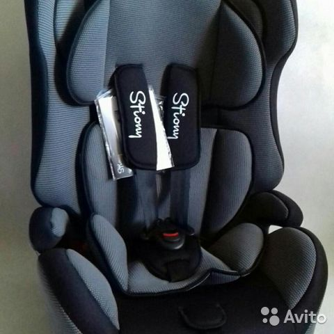 89527559801 Автомобильное кресло,новое 9-36 кг