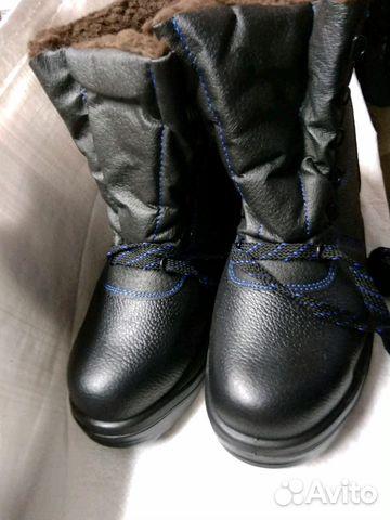 44893878f Зимние рабочие ботинки | Festima.Ru - Мониторинг объявлений