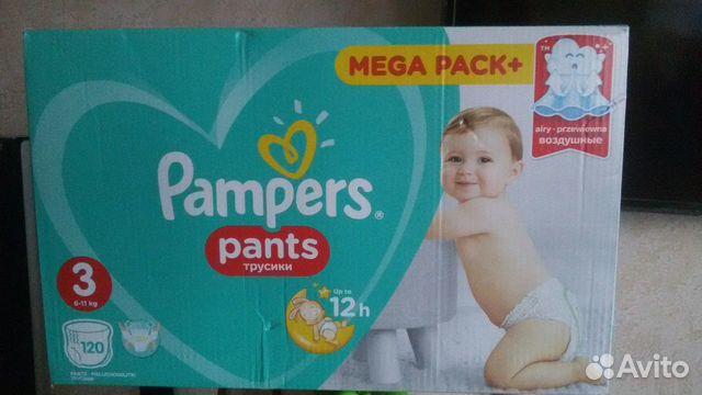 Трусики Pampers pants, 3 размер 6-11 кг   Festima.Ru - Мониторинг ... 6c53771b9d1