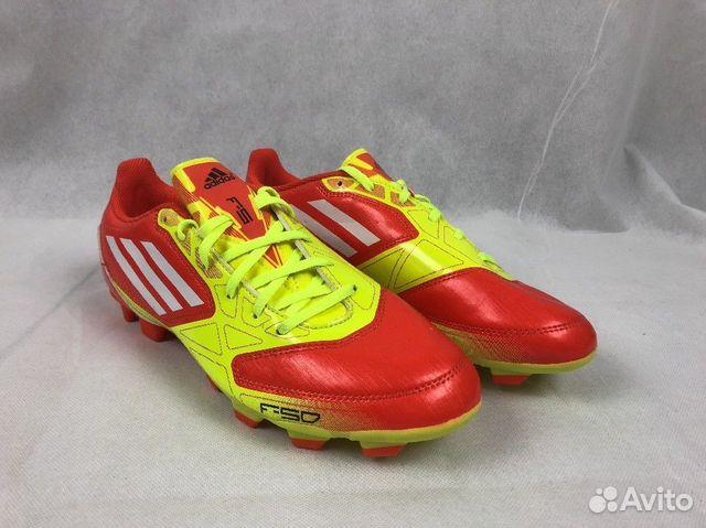 687febab84d5 Футбольные бутсы adidas F-50 размер 37 купить в Калужской области на ...
