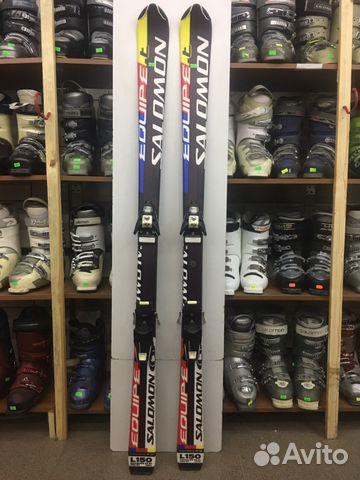 26857c0c246e Горные лыжи Salomon Equipe   Festima.Ru - Мониторинг объявлений