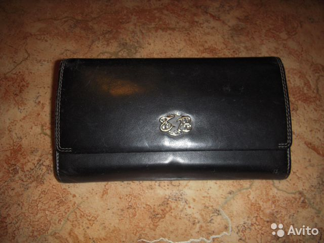 28096b546d1c Кошелек кожаный женский tosca BLU | Festima.Ru - Мониторинг объявлений