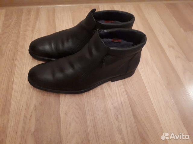 ec2ba4f4c Продам мужские кожаные зимние ботинки lloyd | Festima.Ru ...