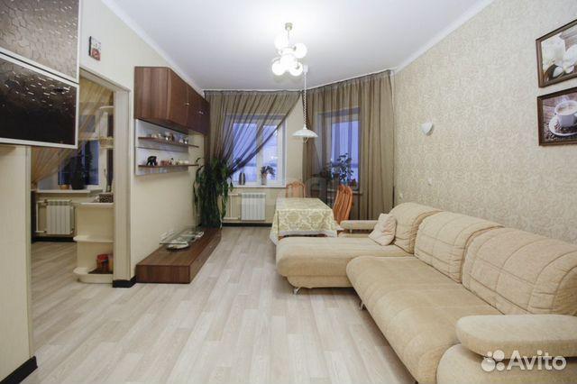 Продается четырехкомнатная квартира за 7 450 000 рублей. Куропаткина пр.,1.