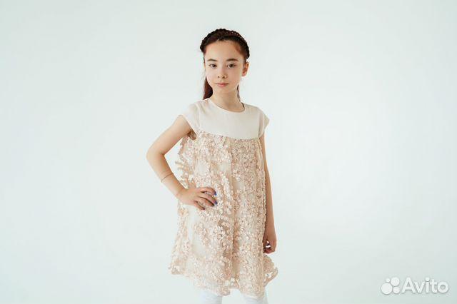 6f38c8b71de Нарядное платье для девочки