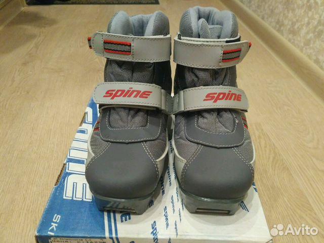 Ботинки лыжные, размер 32-33 купить в Костромской области на Avito ... f71f850b1dc