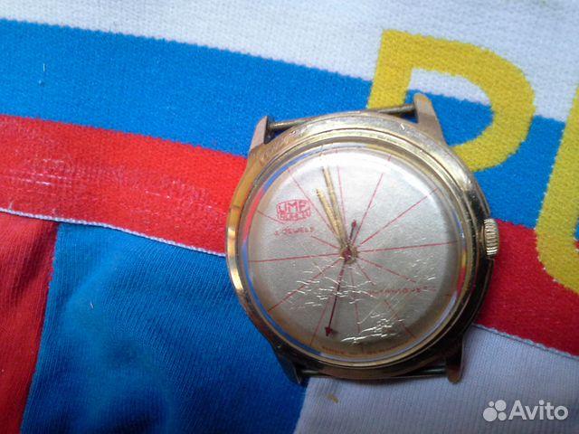 Vintage german mens military watch UMF CAL.thiel P 89187402194 купить 4