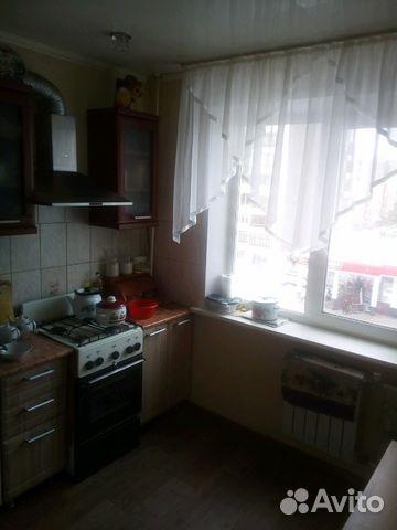Продается четырехкомнатная квартира за 3 500 000 рублей. Орёл, Железнодорожный район.