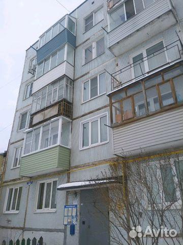 Продается двухкомнатная квартира за 1 300 000 рублей. Владимирская область, Ковров, улица Фёдорова, 97.