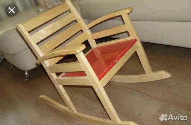 кресло качалка икея деревянное купить в краснодарском крае на Avito