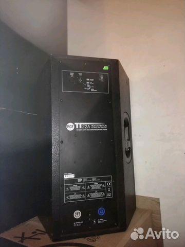Колонки RCF 6001-А 4-PRO 950 w | Festima Ru - Мониторинг