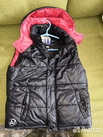 9773f843 Продаётся куртка без рукавов купить в Краснодарском крае на Avito ...