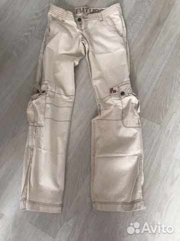 Джинсовые брюки 89617561858 купить 1