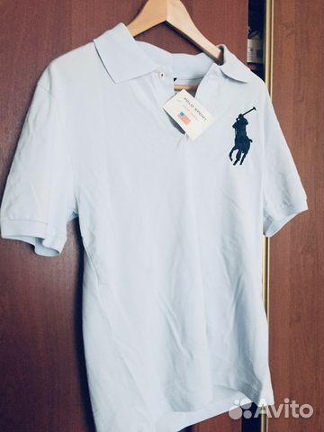 3eb21013fbe Футболка Polo Sport Ralph Lauren купить в Москве на Avito ...
