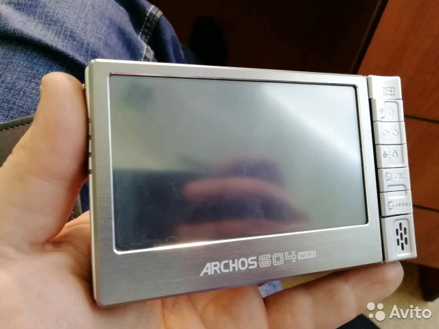 Driver for Archos 604 Wifi