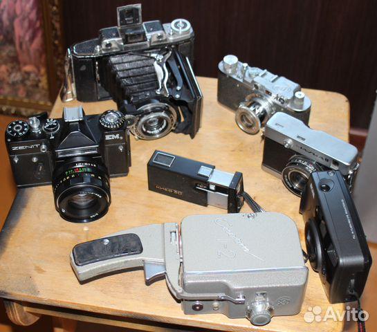 где можно продать старые фотоаппараты и кинокамеры для дочери богуслав