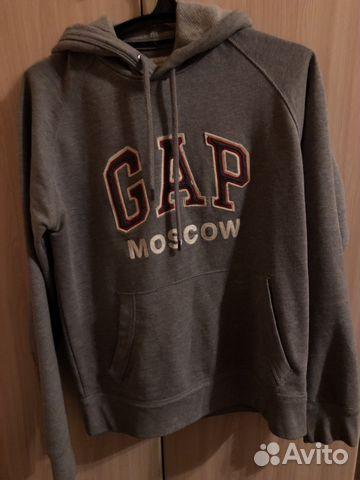 970ca5bb Толстовка GAP Moscow купить в Москве на Avito — Объявления на сайте ...
