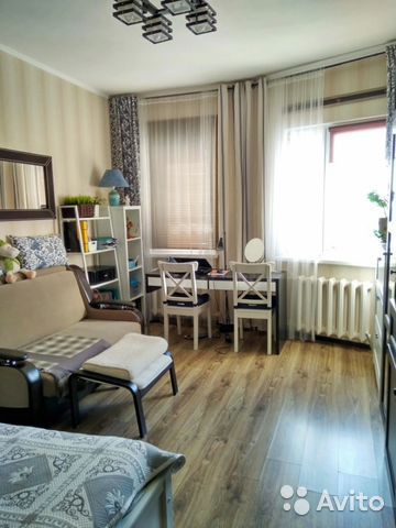 Продается однокомнатная квартира за 3 500 000 рублей. г Нижний Новгород, ул Богдановича, д 6 к 1.