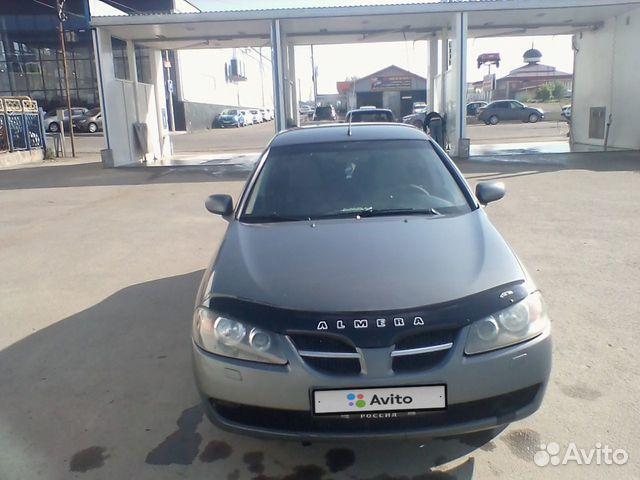 Купить Nissan Almera пробег 190 000.00 км 2004 год выпуска